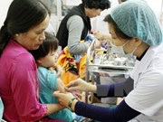 Nationwide vaccination campaign stops measles spread
