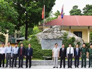 Hoa Binh preserves Vietnam-Laos friendship relic site