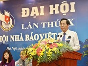 Vietnam Journalists Association convenes 10th congress