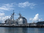 Philippines, US hold talks on territorial disputes