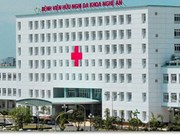 Nghe An develops healthcare facilities