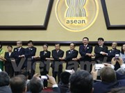 ASEAN founding anniversary marked in Indonesia