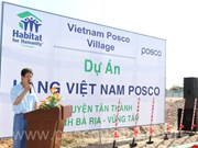 Poor households benefit from RoK project