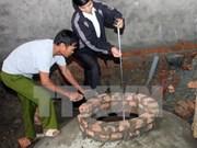 Binh Dinh installs 3,600 biogas systems