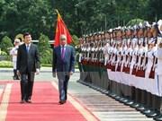 Vietnam, Bangladesh issue joint statement