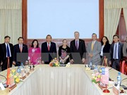 Vietnam, US seek closer judicial bonds