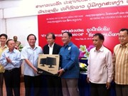 More training courses held for Lao journalists