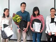 First Vietnamese candidate wins IELTS regional award