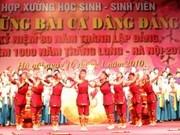 Choir Festival to honour 1945 revolution