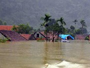 Quang Nam helps build flood-proof houses