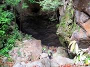 New adventurous tour explores unique caves in Quang Binh