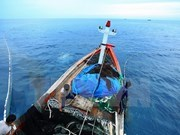 Fisheries get first right to check on problems at sea