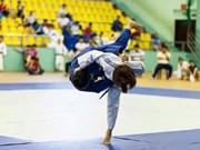 Junior Judo tourney kicks off in Soc Trang