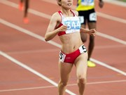 Short-distance runner gets set for Beijing test