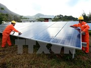 RoK firm to build solar energy plant in Can Tho
