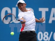 Tennis: Nam enters second round at Men's Futures F27 in Egypt