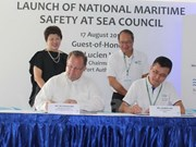 Singapore reinforces maritime safety efforts