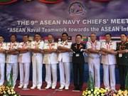 Vietnam attends ASEAN navy chiefs' meeting