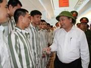 Amnesty demonstrates Vietnam's humanitarian tradition