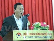 Representative of Vietnam elected as AFF deputy chairman