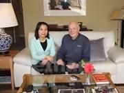 Former Australian Ambassador: Vietnam has developed enormously