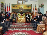 Vietnam, Cambodia boost cooperation in religion management