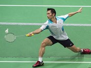 Int'l badminton tourney kicks off in HCM City