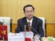 Vietnam, Japan talk inspector training