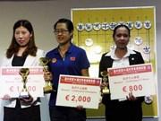 Vietnam win two bronze at world xiangqi championships