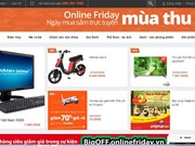 50,000 products on sale for online shopping day