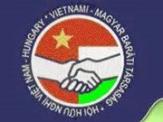 Vietnam-Hungary Friendship Association awarded Labour Order