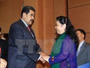 NA Vice Chairwoman welcomes Venezuelan President