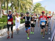 Thanh, Nishizawa win marathon titles