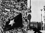 VNA hosts photo exhibition on country's historical milestones