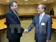 NA leader busy with bilateral meetings in New York