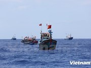 Ca Mau facilitates offshore fishing