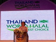 Thailand to promote Halal food in global market