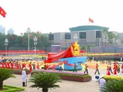 Vietnam continues to receive National Day congratulations