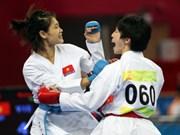 Vy wins bronze at Asian Karatedo Championships