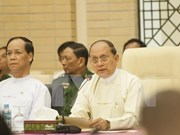 Myanmar president urges ceasefire accord