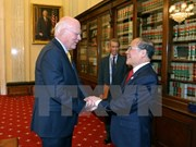 NA Chairman meets with US Senators Patrick Leahy, John McCain