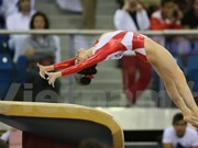 Vietnamese gymnasts return empty-handed