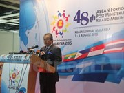 ASEAN wishes for early COC conclusion