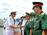 RoK naval ship commences Ho Chi Minh City visit