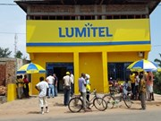 Lumitel signs up 10 percent of Burundian population