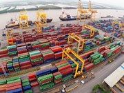 Hai Phong Port JSC to list on stock exchange