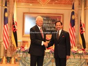 Malaysia, Brunei reaffirm commitment to greater ties