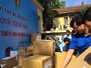 Mid-Autumn Festival comes early to needy children