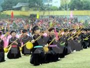 "Tuyen Quang preserves ""Then"" singing"