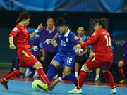 Vietnam ousted from futsal championship
